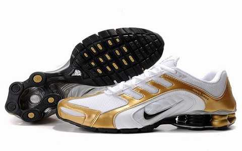 Baskets Nike Shox Homme baskets 2691