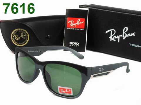 lunettes soleil ray ban pliante,lunette ray ban cats 5000