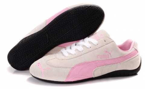 Sport chaussure Pas Cher Cuir Femme Puma Ferrari nwm8vN0