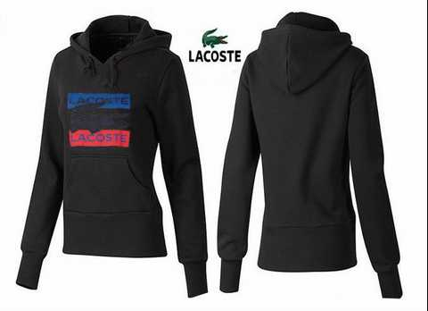 taille sweat lacoste,sweat lacoste prix redoute
